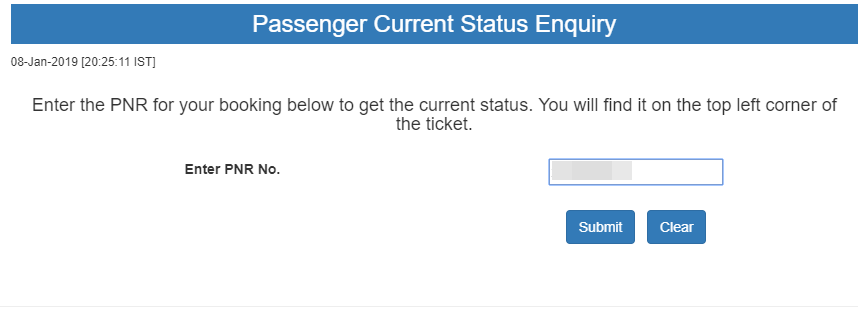 PNR Status-1